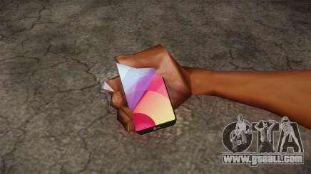 LG G6 for GTA San Andreas