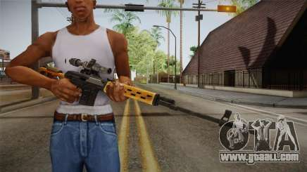 SVD Dragunov for GTA San Andreas