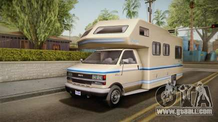 GTA 5 Brute Camper IVF for GTA San Andreas