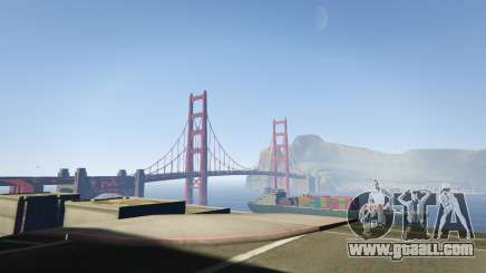 San Fierro DLC BETA 1.1 for GTA 5