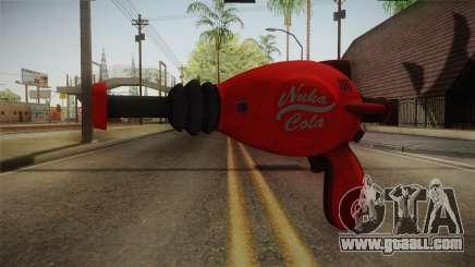 Nuka Cola Gun for GTA San Andreas