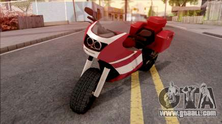 FCR900 XR Adventure for GTA San Andreas
