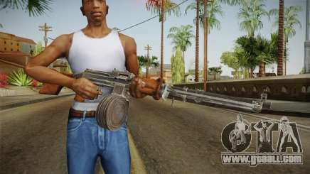 Battlefield Vietnam - RPD Light Machine Gun for GTA San Andreas