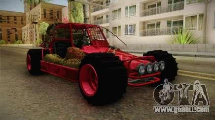 Dune FAV DLC GunRunning for GTA San Andreas