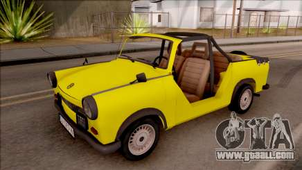 Trabant 601 Kübelwagen for GTA San Andreas