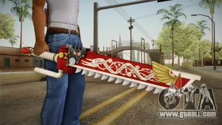 W40K: Deathwatch Chain Sword v4 for GTA San Andreas