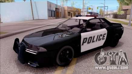 GTA V Annis Elegy Retro Interceptor for GTA San Andreas