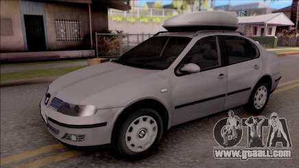 Seat Toledo 1.9 TDi for GTA San Andreas