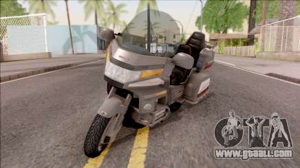 Honda Goldwing GL1500 1990 for GTA San Andreas