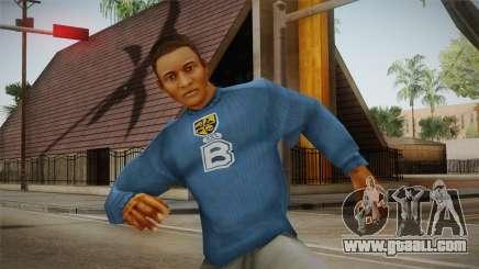 Bo Jackson from Bully Scholarship for GTA San Andreas