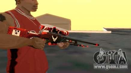 AWP Alliance for GTA San Andreas