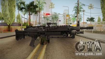 M249 Light Machine Gun v3 for GTA San Andreas