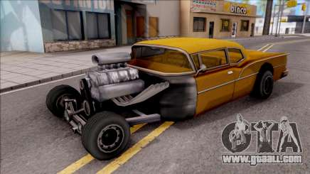 Tornado Rat Rod for GTA San Andreas