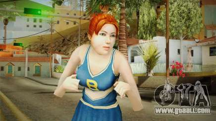 Christy Martin from Bully Scholarship v2 for GTA San Andreas