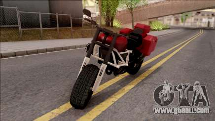 FCR 900 X Adventure for GTA San Andreas
