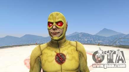 Reverse Flash for GTA 5