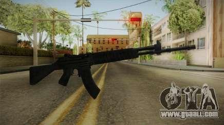 Beretta AR70-90 Assault Rifle for GTA San Andreas