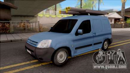 Citroen Berlingo Mk2 Van for GTA San Andreas