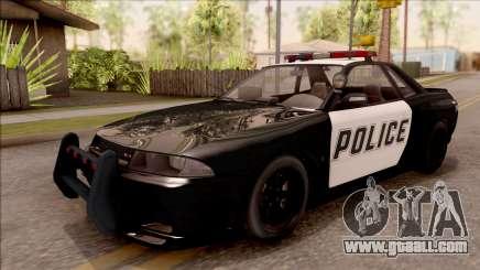 GTA V Annis Elegy Retro Interceptor IVF for GTA San Andreas