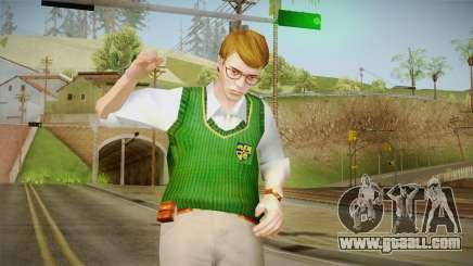 Earnest Jones from Bully Scholarship for GTA San Andreas