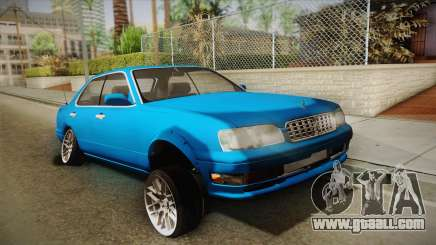 Nissan Cedric Drift for GTA San Andreas