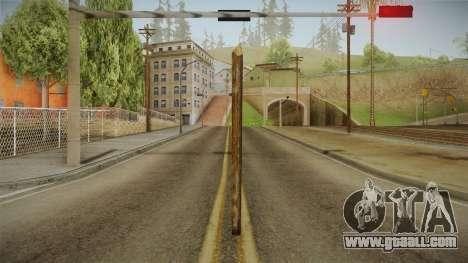 Silent Hill Downpour - Stick SH DP for GTA San Andreas second screenshot