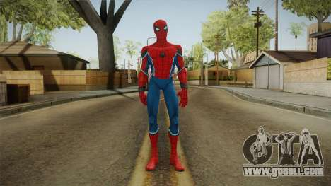 Marvel Contest Of Champions - Spider-Man for GTA San Andreas second screenshot