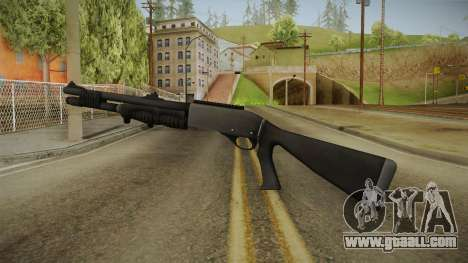 Mirror Edge Remington M870 for GTA San Andreas second screenshot