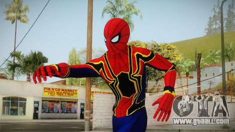Marvel Cinematic Universe - Ironspider for GTA San Andreas
