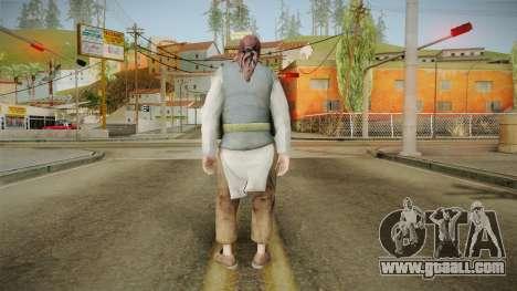 Medal Of Honor 2010 Taliban Skin v1 for GTA San Andreas third screenshot