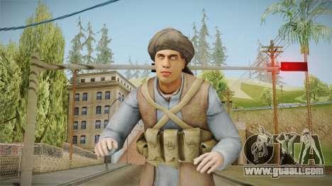 Medal Of Honor 2010 Taliban Skin v3 for GTA San Andreas