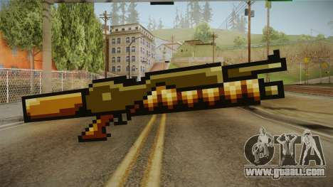 Metal Slug Weapon 9 for GTA San Andreas