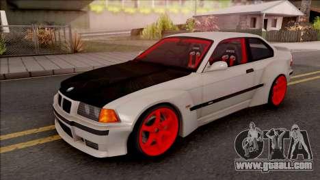BMW M3 E36 Drift Rocket Bunny v2 for GTA San Andreas