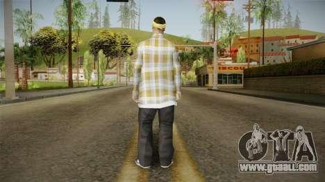 New Vagos Skin v7 for GTA San Andreas third screenshot