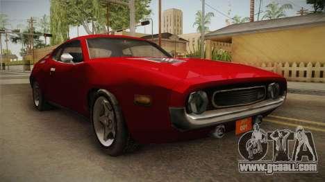 Driver PL - Cerrano for GTA San Andreas right view