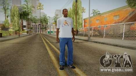 GTA 5 Special T-Shirt v14 for GTA San Andreas third screenshot