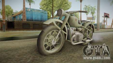 Classic Bullet for GTA San Andreas