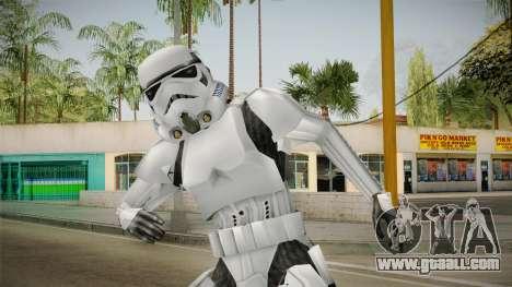 Star Wars - Stormtrooper for GTA San Andreas
