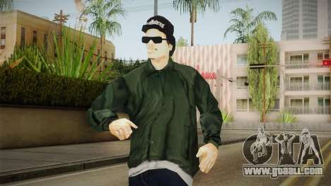 New Ryder v1 for GTA San Andreas