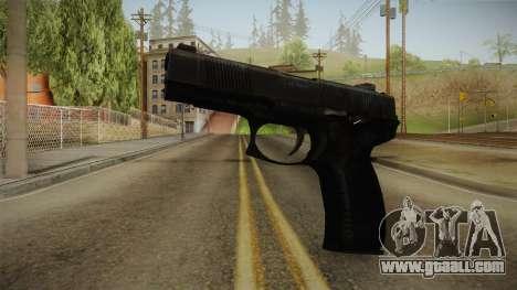 Battlefield 3 - MP443 for GTA San Andreas