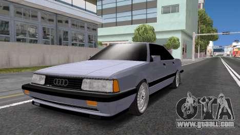 Audi 200 for GTA San Andreas