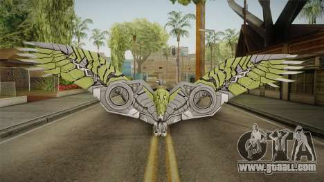 Marvel Heroes Omega- Vulture v3 for GTA San Andreas third screenshot
