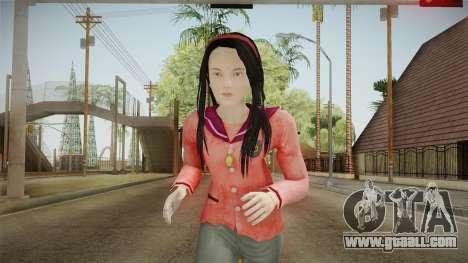 De Ninas Skin v3 for GTA San Andreas