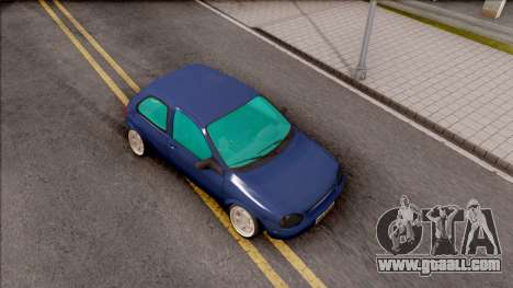 Chevrolet Corsa B Stance for GTA San Andreas right view