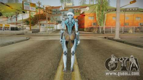 Mass Effect 3 EDI ALternative Appearence for GTA San Andreas third screenshot