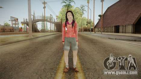 De Ninas Skin v3 for GTA San Andreas