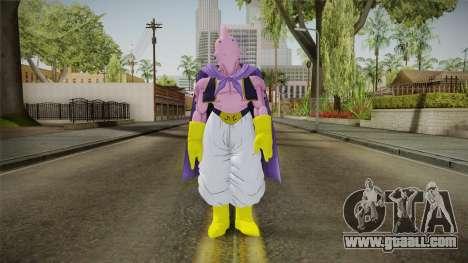 Super Mr Buu From DBX2 for GTA San Andreas second screenshot