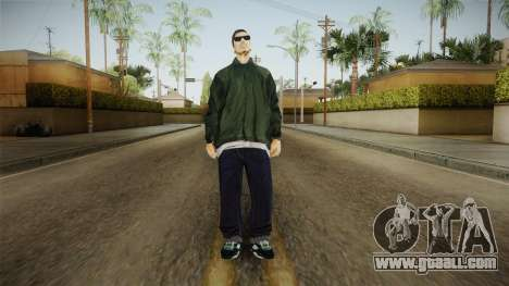 New Ryder v3 for GTA San Andreas second screenshot