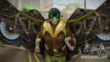 Marvel Future Fight - Vulture (Homecoming) v2 for GTA San Andreas
