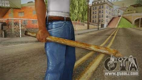 Silent Hill Downpour - Stick SH DP for GTA San Andreas third screenshot